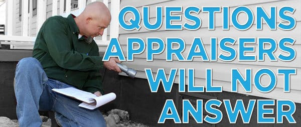 home-appraisers-questions